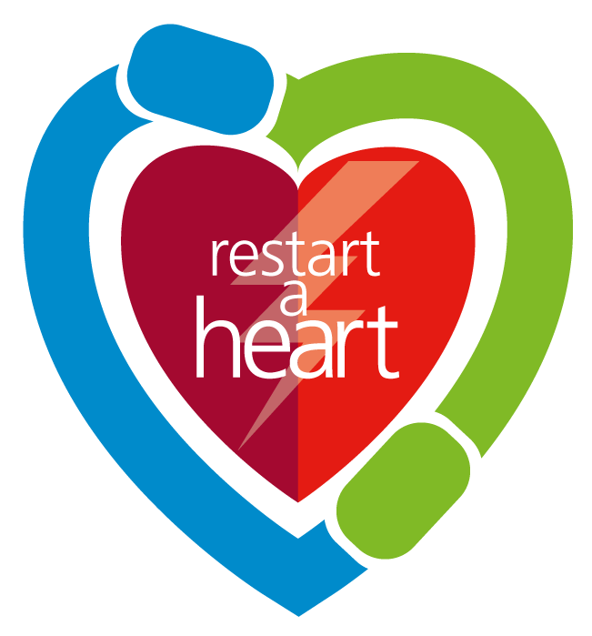 restart a heart logo