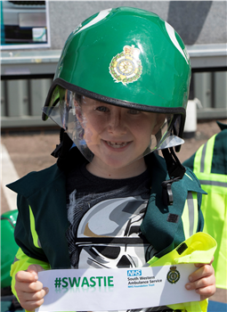 Staverton Open Day 2018 - Engagement